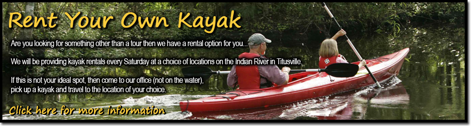 Indian River Kayak Rentals