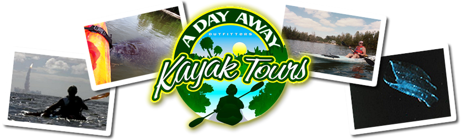 A Day Away Kayak Tours 1390 Old Dixie Highway Titusville, FL 32796 - Phone: (321) 268-2655